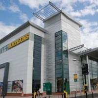Morrisons Supermarket, Sheldon, Birmingham