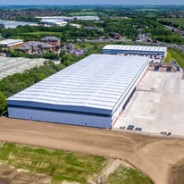 Wakemans Completes Phase 2 at Tamworth West Business Park