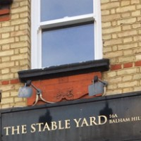 The Stableyard Apartments, Balham Hill, London