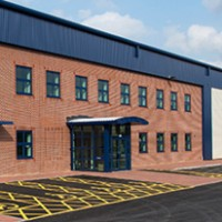 New Warehouse with Offices, Tachbrook Park, Warwick