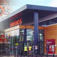 New Sainsbury's Supermarket – Milton Keynes